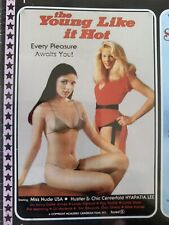 The Young Like It Hot/Sweet Young Foxes All Regions Dvd