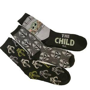 Disney ~ STAR WARS Rogue One Rebel Squadron Leader C3PO Crew Socks 6.5-12 Shoe