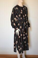 MARINA RINALDI by MAX MARA, 100% SILK Dress Size MR 25, 16W US, 46 DE, 54 IT