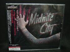 MIDNITE CITY Itch You Can't Scratch + 1 JAPAN CD Tigertailz Eden's Curse UK HR !