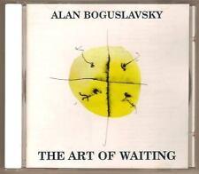 CD ALAN BOGUSLAVSKY  ART OF WAITING HEROES DEL SILENCIO