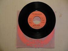 BRUSH ARBOR Now That It's Over / Song To Mary Anne CAPITOL RECORDS  45