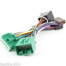 Ct10vl06 VOLVO V50 2004 in poi ISO piombo Cablaggio adattatore stereo head unit