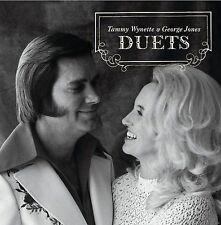 Duets by George Jones (CD, Jun-2008, Epic)