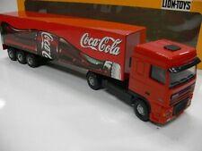 1/50 Lion Toys DAF XF coca cola maleta-remolcarse