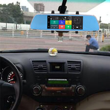"7"" HD 1080P 3G Bluetooth Car DVR Camera Video Recorder FM Cam GPS Android 5.0"