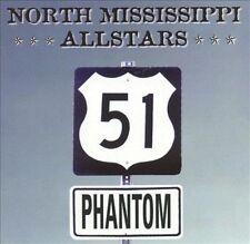North Mississippi Allstars, 51 Phantom, Very Good