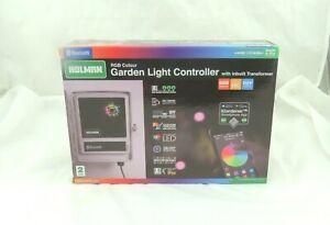 Holman RGB Colour Garden Light Controller With Inbuilt Transformer - BRAND NEW