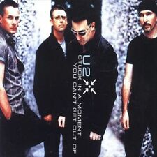 Stuck In A Moment You Can't Get Out Of U2 MUSIC CD