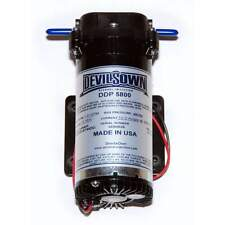 DEVILSOWN WATER METHANOL ALCOHOL HIGH PRESSURE INJECTION PUMP 300PSI FREE COVER
