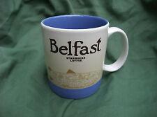 Starbucks Global City Icon Mug - Belfast, N.I. Nice Coffee/TEA  MUG.MINT
