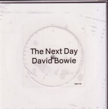 David Bowie - The Next Day Square White