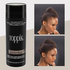 Toppik Color Hair THICKENER HAIR BUILDING FIBER  0.97oz - ORIGINAL Med Brown