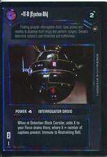 Star Wars CCG Reflections I Foil Card IT-0