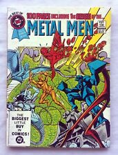 METAL MEN #497 DC BLUE RIBBON DIGEST ~ 1985 DC - Origin of Metal Men! Mercury!