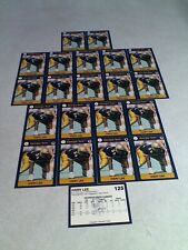 *****Ivery Lee*****  Lot of 21 cards / Georgia Tech