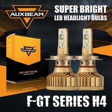 New listing Auxbeam Gold H4 Hb2 Led Headlight High Low Beam 90W 6000K Bulbs Xenon 9003 Lamps