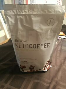 Brand New It Works New And Improved Keto Coffee 15 Packets. Free shipping