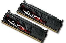 8GB G.Skill DDR3 PC3-12800 1600MHz Sniper Series (9-9-9-24) Dual Channel kit