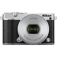 Nikon 1 J5 Mirrorless Digital Camera with 10-30mm Lens (Silver)!! BRAND NEW!!