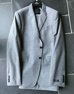 Paul Smith GREY Suit TAILORED FIT BYARD Jacket 44R Trousers 36