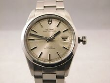 "Rolex-Tudor Prince Oysterdate ""Jumbo"" 38mm Vintage 1980's Serviced Mens Watch"