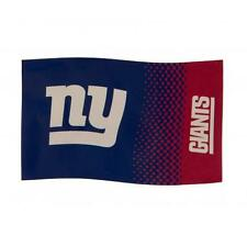 New York Giants Official Crested Large Flag  (5FT X 3FT)  NFL