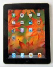 Apple iPad 1st Gen A1337 MC496LLA 32GB, Wi-Fi + 3G Unlocked 9.7in - Black/Silver