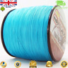Super Dyneema 100-2000M  15-90LB Fishing Braid Carp Line Army Blue Spod Marker