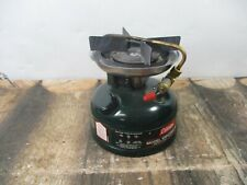 COLEMAN STOVE 508A700C GREEN   DATED 3 - 93  NO RESERVE