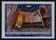 United Nations - New York 874 MNH United Nations 60th anniversary