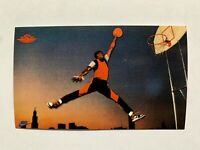 Michael Jordan 1985 Nike Air Promo Pre-Rookie RC Jumpman Sharp Clean *REPRINT*