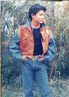 Rare Hong Kong Singer Actor Andy Lau 刘德华 Agfa Germany Color Paper Photo PC383