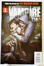 Vampire State Building #1 Ablaze Comics Inhyuk Lee cover Walking Dead Artist