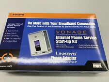 VoIP  Linksys PAP2 With 2 Phone Ports Phone Adapter. LAST ONE AVAILABLE!
