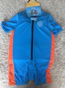 Speedo Float Suit Sea Squad 4-5 Years Swimming Costume SPF 50+, 26kgs max, NEW