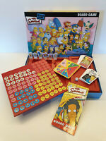The Simpsons Board Game Family Games Perfect Condition Fun Winning Movies
