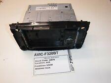 Smart Car ForTwo 451 Pioneer AVIC F320BT Stereo Sat Nav Cd Media Headunit