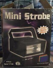 Mini Strobe Light w/ 3 Colors  **EUC**