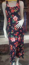 Unbranded Tall Floral Full Length Dresses for Women