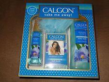 4 Items Calgon Take Me Away Morning Glory Box Set-Body Wash, Mist, & More-New