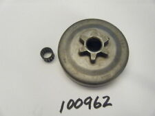 USED OREGON CLUTCH DRUM AND BEARING FOR STIHL 021, 023, 025 100962