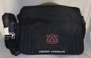 NEW W/TAGS Under Armour AUBURN FOOTBALL Laptop Bag Duffel Backpack Case RARE