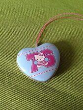 Laccetti cellulari Hello Kitty Pon Pon Portagioie Gadget Originali Collezione