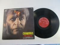 Crawlspace Soundtrack LP (1986, Varese Sarabande) Pino Donaggio Horror Movie