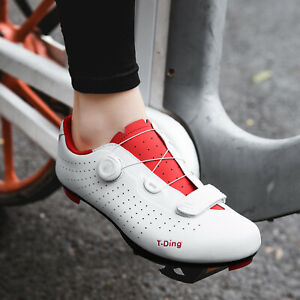 Bike Road Cycling Shoes Breathable Non-slip Lock Shoes Outdoor Sports Equipment