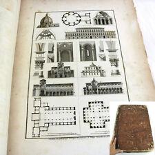 RARE 1823 Seroux d'Agincourt - Histoire de l'art par les Monuments Wm. Maclure