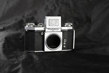 Praktica FX 35mm SLR film camera body . Made in Germany