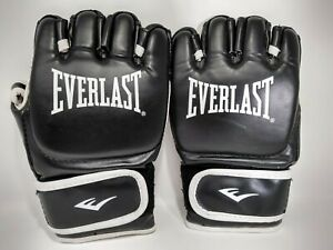 Everlast MMA Pro Style Grappling Gloves - 4 oz Large/Extra Large Lightly Used
