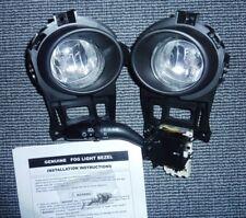 Mazda MX5 MK3 Fog Lights / Lamps, Stalk, Fixings & Instructions, NC - OEM